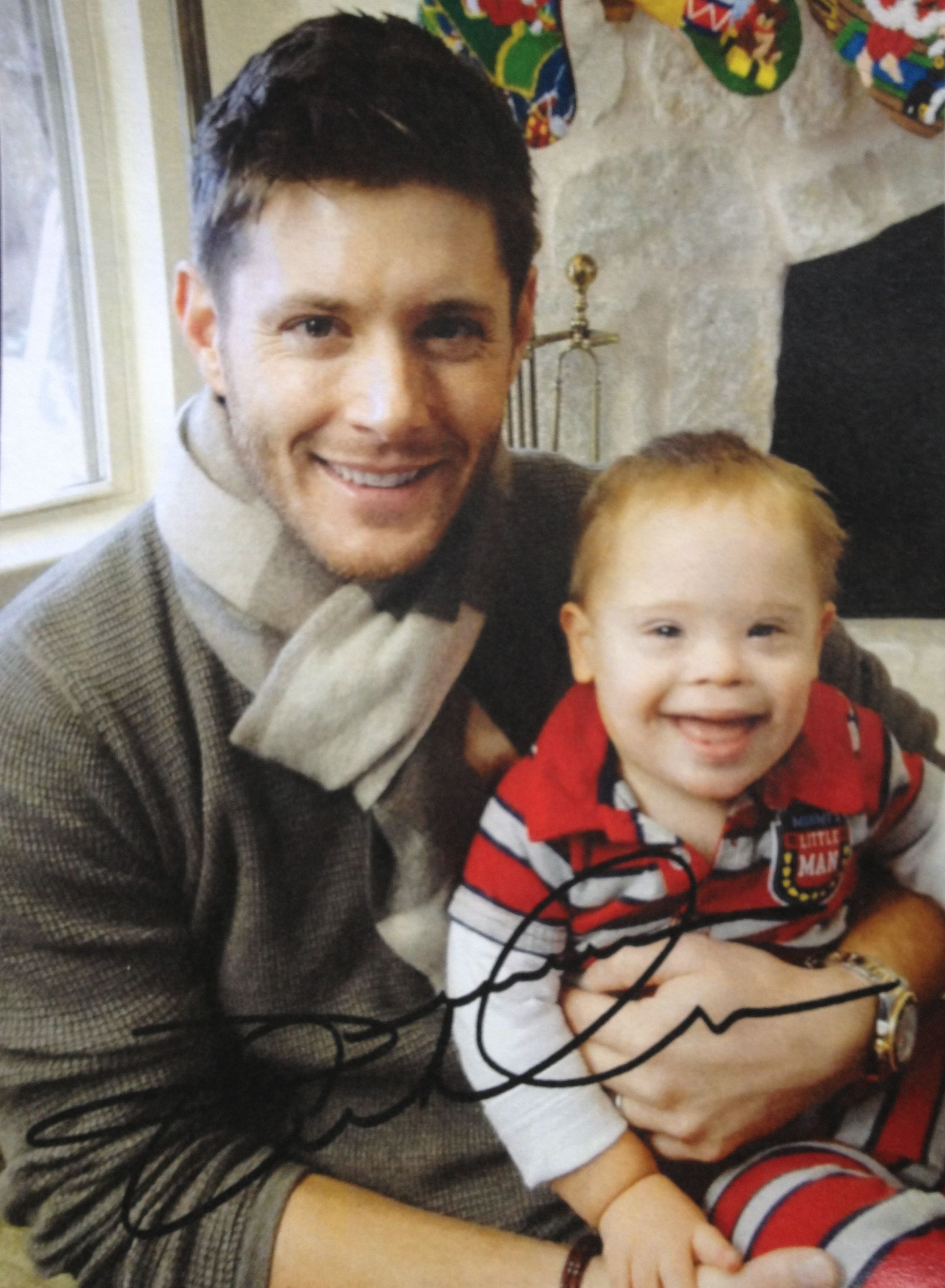donate to team levi nephew of jensen ackles and the down