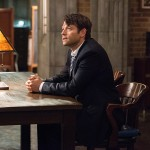 "Supernatural -- ""The Vessel"" -- Image SN1114a_0066 -- Pictured: Misha Collins as Castiel -- Photo: Dean Buscher/The CW -- © 2016 The CW Network, LLC. All Rights Reserved."